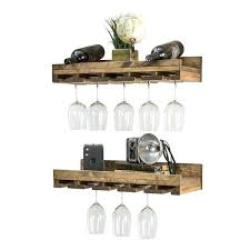 wine glass holder rack bath racks