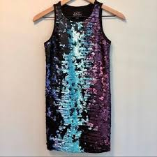 Pippa And Julie Size Chart Pippa Julie Sequin Party Dress