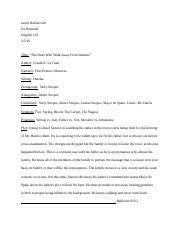 literary response barn burning docx elena enioukova dr 2 pages barn burning