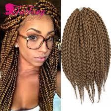 Twist Braids Hair Style box braids hair 14 crochet braids hair extensions tuteng 4904 by wearticles.com