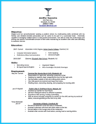 Impress The Recruiters With These Bartender Resume Skills Where To