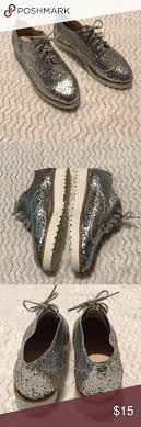 Qupid Silver Glitter Shoes Qupid Silver Glitter Shoes Brand