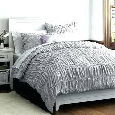 grey ruched duvet covers grey ruffle duvet cover ruched duvet cover sham gray ruched duvet cover
