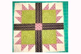 Bear Paw Quilt Pattern Beauteous Bear's Paw Quilt Block Pattern