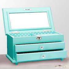 Teen Jewelry Box Custom Chloe Jewelry Box Pool Box Dorm Room And Room