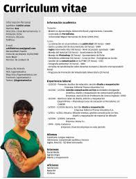 Ejemplo De Curriculum Vitae En Word Ejemplos De Resume En Ingles Creative Plantillas Curriculum Vitae