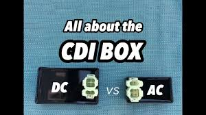 cdi box ac vs dc performance vs stock cdi box ac vs dc performance vs stock