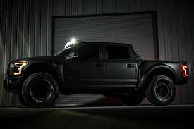 ford raptor blacked out. 2017 ford raptor f150 pre runner by deberti design blacked out