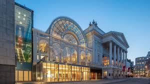 image of the new bow street entrance royal opera house