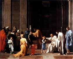poussin the confirmation 1649