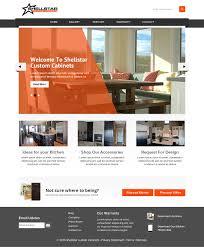 Web Design Helper Serious Elegant Entertainment Web Design For Shellstar