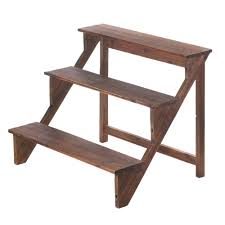 Flower Display Stand For Sale Wholesale Wooden Steps Plant Stand Buy Wholesale Plant Stands 48