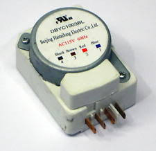 refrigerator defrost timer refrigerator defrost timer dbyc1003bl for daewoo magic chef and electrolux