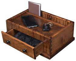 Mens Suit Valet Cherry Or Oak Mens Valet Box From Dutchcrafters Amish Furniture