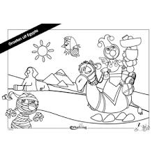 Leuk Voor Kids Jokie Van De Efteling Kleurplaten
