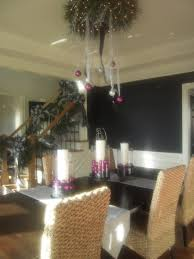 ... dining room Large-size Tyd Q Whats Black White Silver All Over A  Christmas The ...