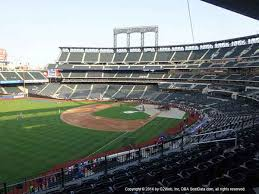 Citi Field Lady Gaga Seating Chart Citi Field Seat Views Section By Section
