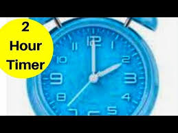 2 Hour Countdown Timer I Timer Video Download