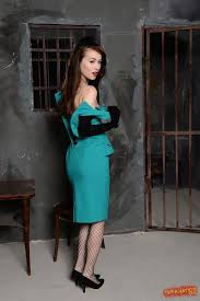 Misha Cross gets double penetrated by two officers 21Sextury 16.
