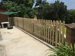 picket fencing direct from the factory solid h3 cca treated wood