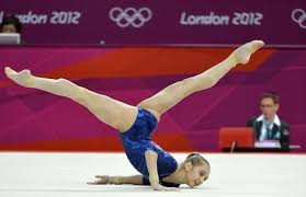 floor gymnastics olympics. Gymnastics · Viktoria Komova Of Russia 2012 Olympics Floor Routine