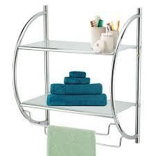 Glass Bathroom Shelf Enchanting Glass Bathroom Shelf Bathroom Glass Bathroom Shelves