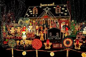 Excellent Pictures Of Christmas Decorated Houses 41 For Your Home Pictures  with Pictures Of Christmas Decorated Houses
