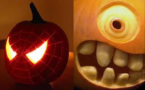 Cool Pumpkin Faces Cute Halloween Pumpkin Faces Diy Pumpkin Carvings Cute Halloween