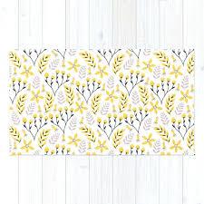 yellow gray rug mod fl yellow gray rug blue yellow grey rug