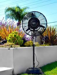 5 best outdoor misting fans of 2021
