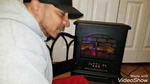 chimneyfree 3d electric stove with infrared quartz heater review