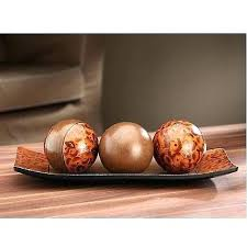 Decorative Balls And Bowls Interesting decoration Decorative Balls For Coffee Table Plate Glamorous Bowl