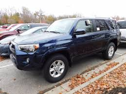 2018 New Toyota 4Runner SR5 2WD at Toyota of Fayetteville Serving ...