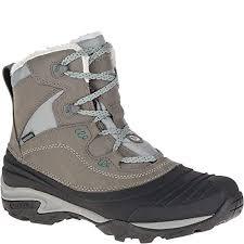 Merrell Womens Snowbound Mid Waterproof Winter Boot