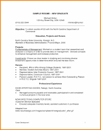 Recent Graduate Resume 100 Recent Graduate Resume Objective Bill Pay Calendar For College 14