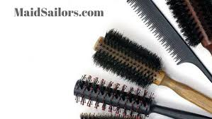how to clean hair brushes maid sailors