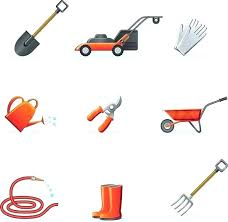 types of garden tools and their uses best names