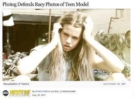 Nude teens underage modeling