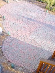 Circular Paving Patterns Magnificent Inspiration Design