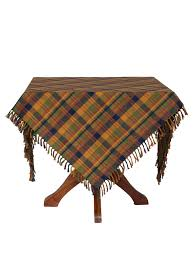 Attic Kitchen Flea Market Plaid Tablecloth Attic Sale Linens Kitchen Attic