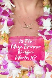 Maya Brenner Designs Love Bracelet In White Why I Love My Maya Brenner Necklace