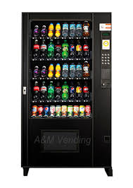 Can Vending Machine Enchanting Refurbished AMS Bev 48 Drink Machine AM Vending Machine Sales