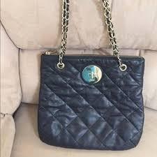 Women's Dkny Quilted Leather Shoulder Bag on Poshmark & DKNY Quilted black nappa leather shoulder handbag Adamdwight.com
