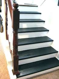 stair paint painted treads stairs ideas pictures best about staircase tread painting illusion for with roller best paint for stairs stair treads