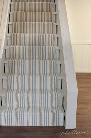 If you are attempting to search for suggestions for 30 stylish hardwood floor stairs images this is the area to be. Redo Basement Stairs On A Budget With Indoor Outdoor Stair Runners