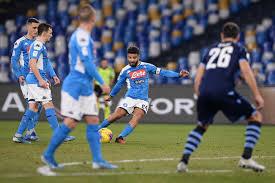 Coppa Italia: Napoli-Lazio 1-0 all'intervallo - Cronachedi ...