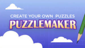 Printable Jigsaw Puzzle Maker Welcome To Discovery Educations Puzzlemaker Create