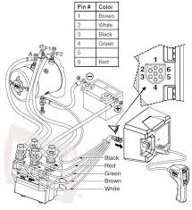 wiring diagrams warn contactor switch wiring diagram