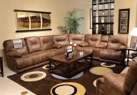 Stunning Worn Leather Couches For Living Room With Brown Leather Coffee Table Ideas For Reclining Sofa