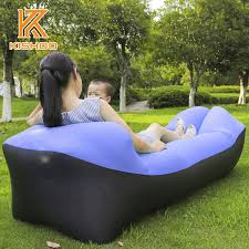 blow up furniture. Moderne Hause Luft Möbel Faltbare Gas Faul Sofa Bett Sonnenschein Strand Blow-Up Stuhl Park Blow Up Furniture